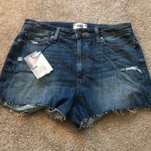 New with Tags Paige Margot short Size 30